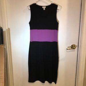 Isaac Mizrahi Medium Stretchy Sheath Dress